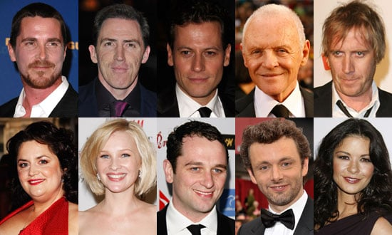 Pop Poll on Your Favourite Welsh Actor or Actress On St David's Day 2009