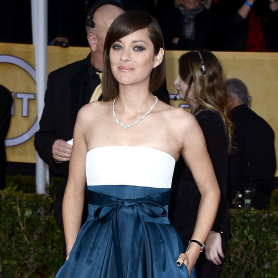 Marion Cotillard at the SAG Awards 2013 | Pictures