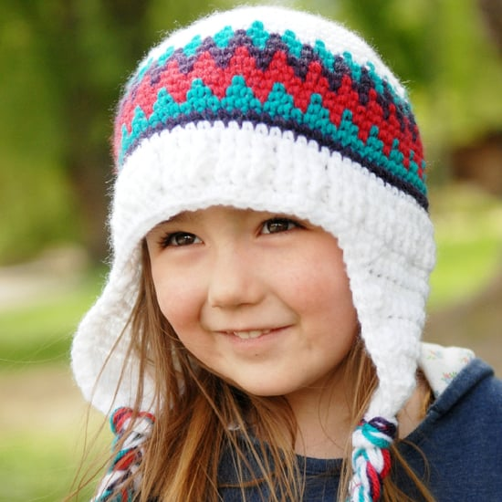 Handmade Knit Caps For Tots