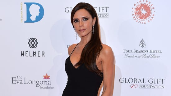Victoria Beckham Shows Off Harper's Art and David's New Tattoo on Instagram