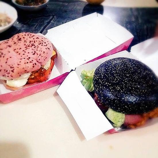 KFC Announces New Pink Burgers