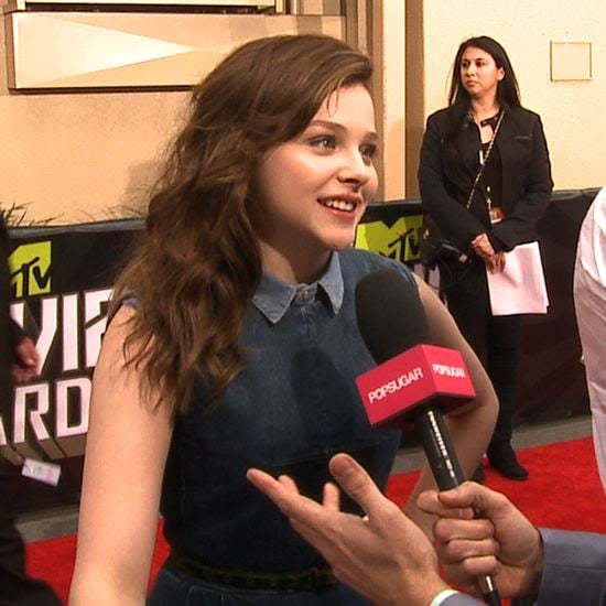 Chloe Moretz MTV Movie Awards Interview | Video