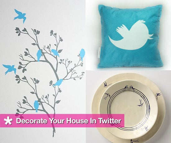 Twitter-Themed Home Accessories For Every Room