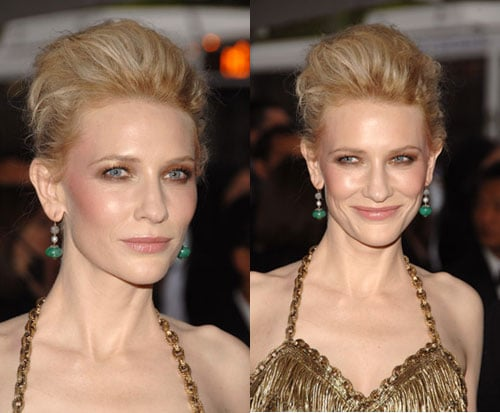 Love It or Hate It? Cate Blanchett's Crown of Hair