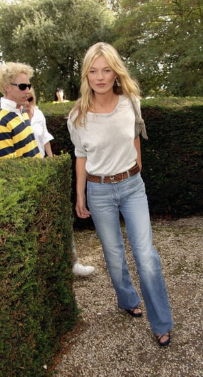 Kate Moss Does Topshop