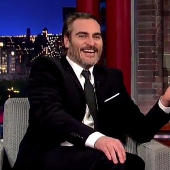 Joaquin Phoenix Announces His Engagement | Video