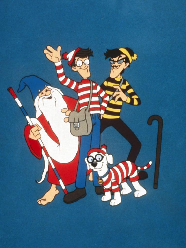 Where's Waldo: The Inspiration