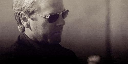 If Jack Bauer were president, he would protect the Secret Service.