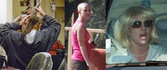 Most Shocking Headlines: Britney's Bald Breakdown