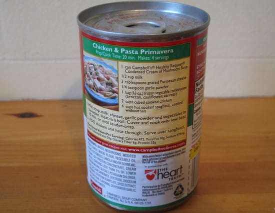 Poll: Do You Ever Make Recipes on the Back of Packages?