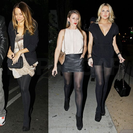 Pictures of Lauren Conrad Out in LA With Stephanie Pratt, Lauren Bosworth, and Frankie Delgado
