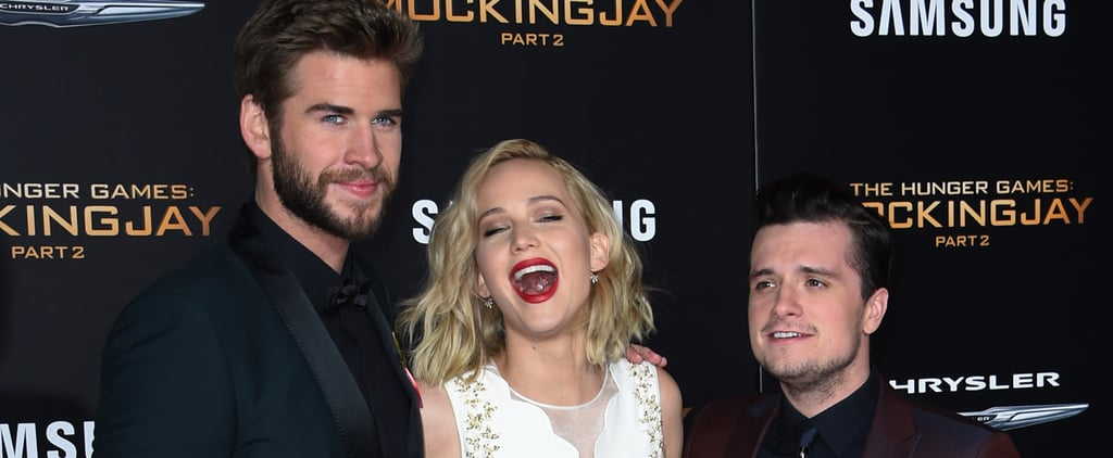 16 Bittersweet Moments From the Final Hunger Games Press Tour