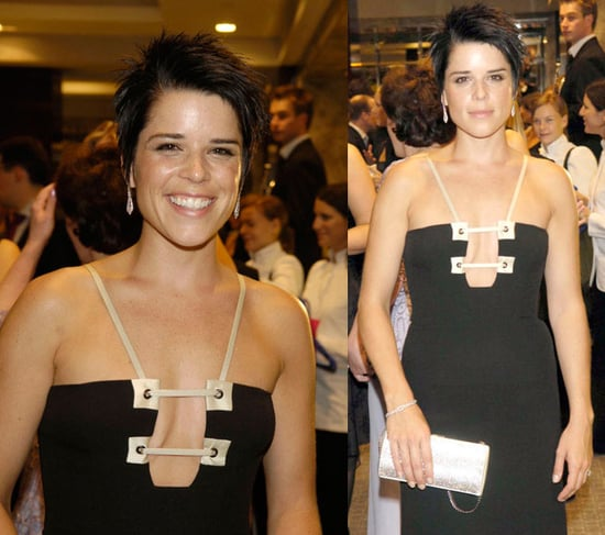 Neve Campbell Not So Cute