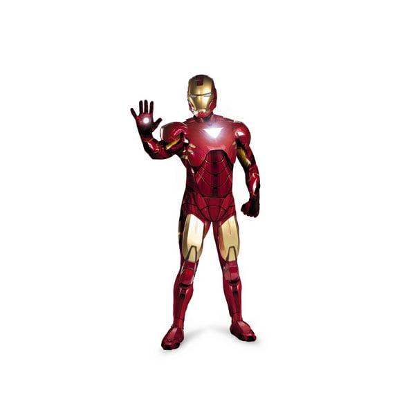 Iron Man Mark IV ($200)