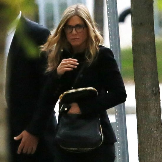 An Engaged Jennifer Aniston Steps Out in Boston | Pictures