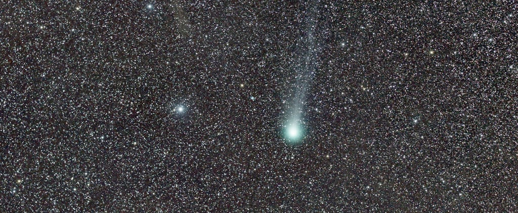 Grab Your Glasses! This Comet Is Releasing Booze in Space