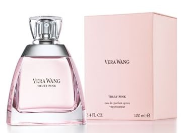 Vera Wang Introduces Truly Pink
