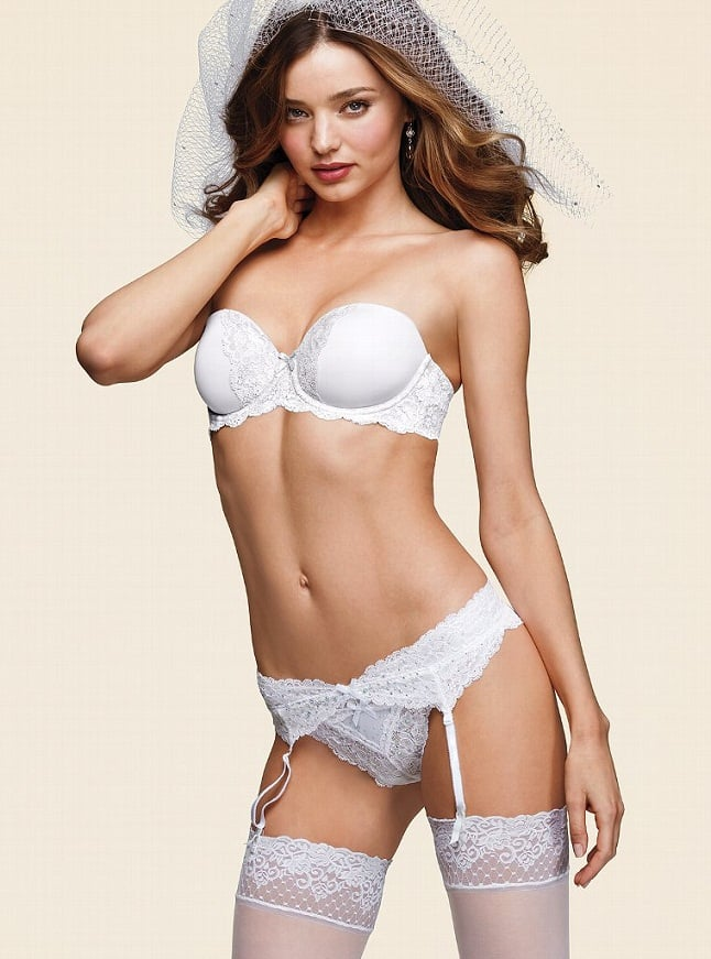 You Don't Need Wedding Plans to Fall For Victoria's Secret's Bridal Lingerie
