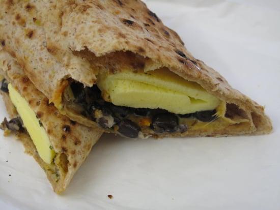 Taste Test: Starbucks Huevos Rancheros Wrap