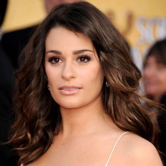 Get Lea Michele's Makeup from the 2011 SAG Awards 2011-01-30 18:38:23
