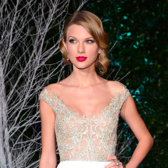 Taylor Swift's Reem Acra Maid of Honor Dress