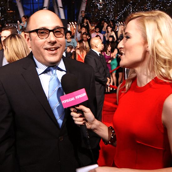 Willie Garson Interview at People's Choice Awards | Video