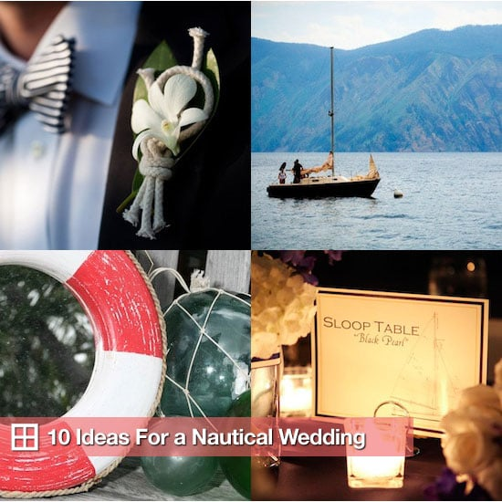Nautical Wedding Tips