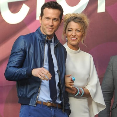 Blake Lively and Ryan Reynolds at Chime For Change   Picture