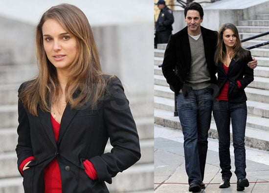 Photos of Natalie Portman on 17 Photos of Isabel set