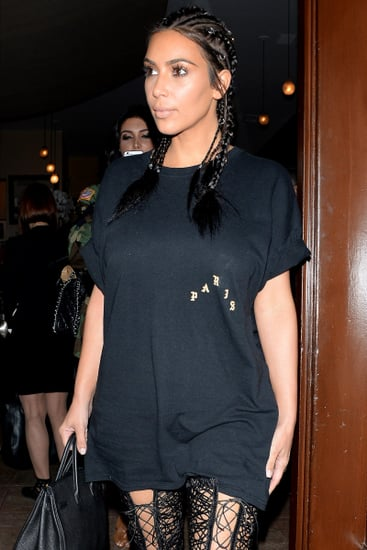 How to Get Kim Kardashian's Pierced Cornrows Straight from the Man Who Made Them
