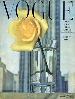 Vogue, July 1948