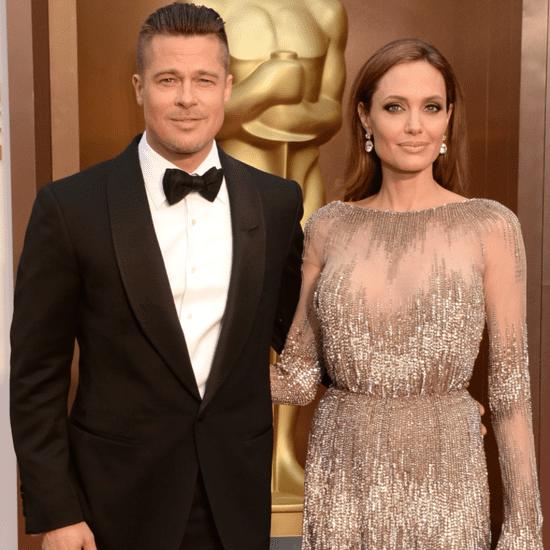 Angelina Jolie Talks Brad Pitt Wedding in New York Times