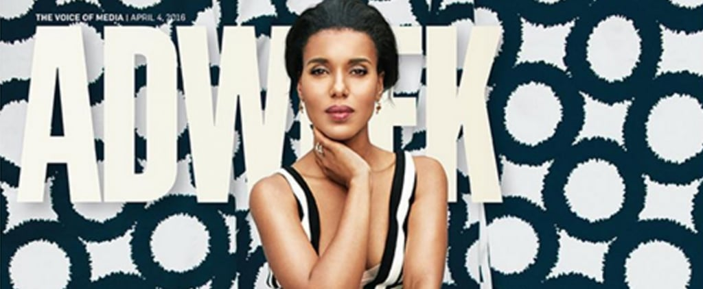Why Can't Magazine Covers Leave Kerry Washington's Gorgeous Face Alone?