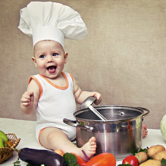 Baby Name Ideas For Foodies