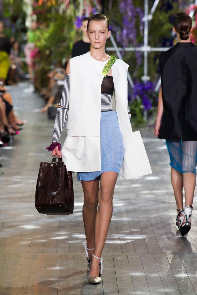 Christian Dior Spring 2014