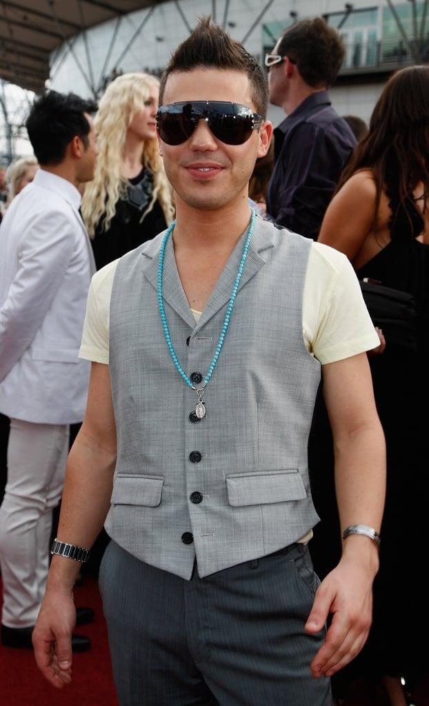 2008: Anthony Callea