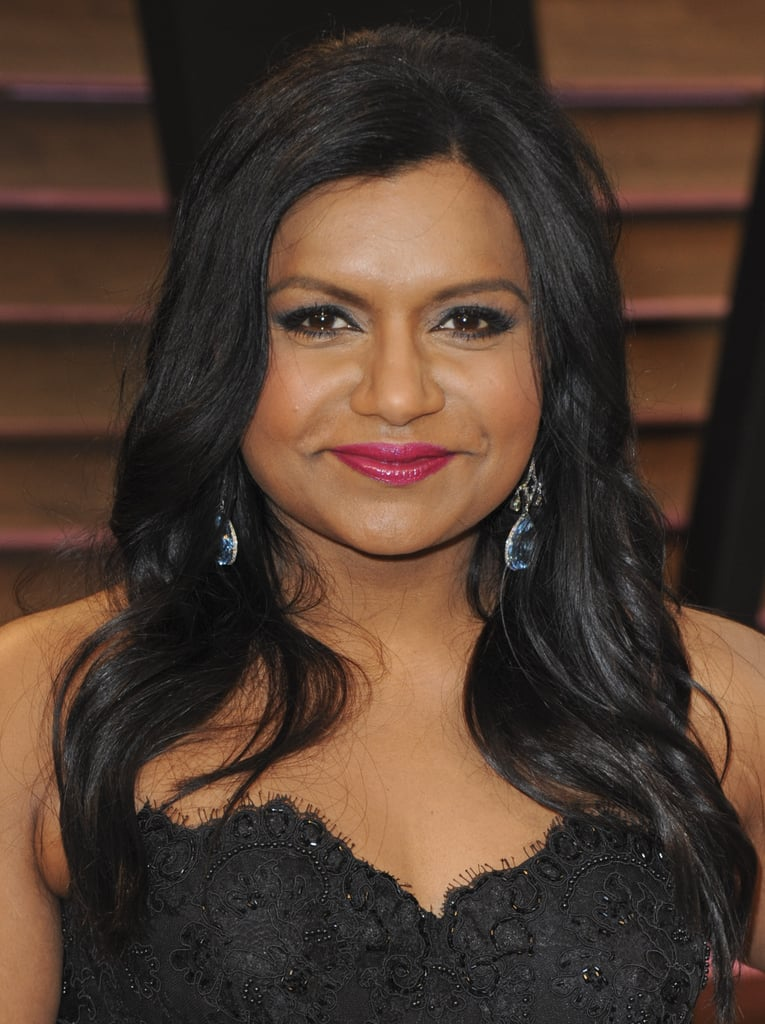 Mindy Kaling at Vanity Fair Party