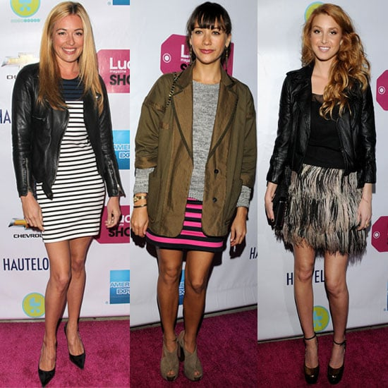 Pictures of Whitney Port, Mandy Moore, and More Celebrities at Lucky Shop LA Party 2011-04-08 14:01:37