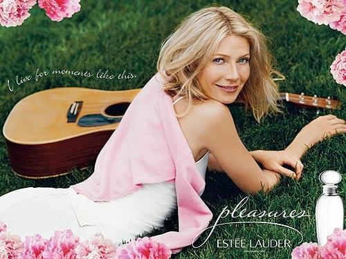 Gwyneth Paltrow's Pleasure Ads