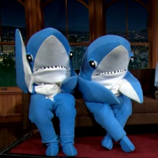 John Mayer Interviews the Super Bowl Sharks
