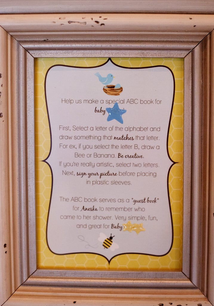 ABC Book Sign
