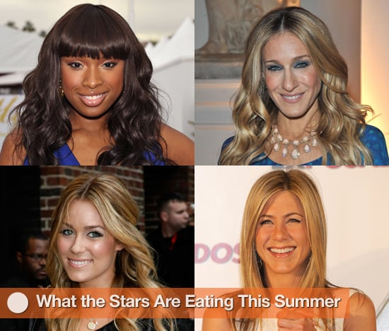 Celebrity Snack Ideas
