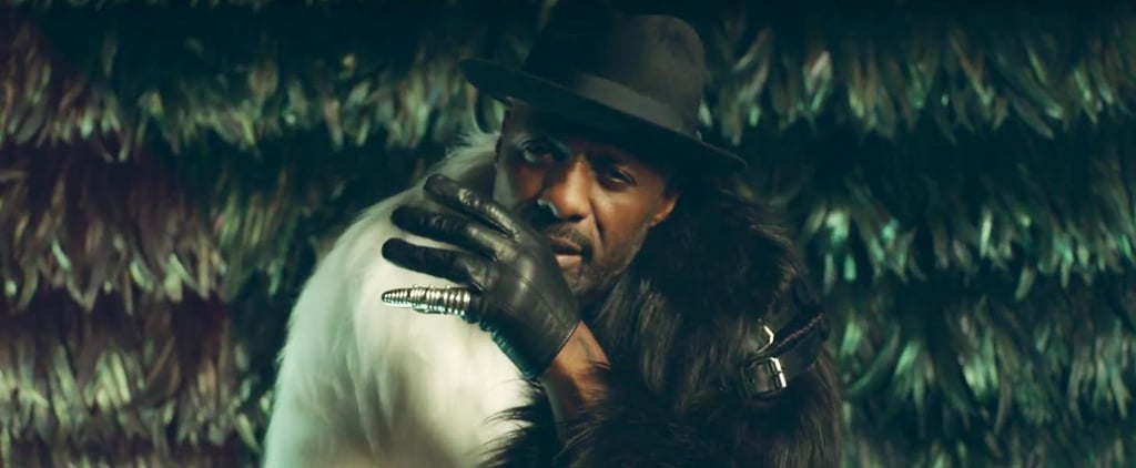 "Idris Elba Challenges You to a ""Dance Off"" in Macklemore & Ryan Lewis's Video"