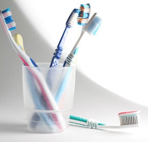 Change Your Toothbrush If You Have a Cold