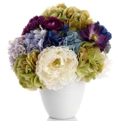 Nice and New: CASA Carlos Mota Hydrangea Flower Bouquet