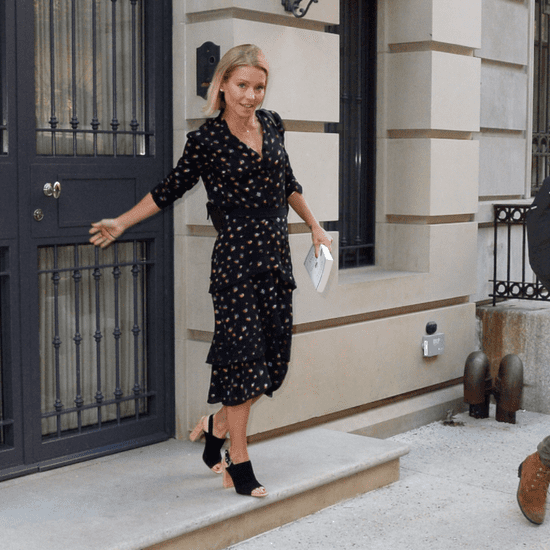Kelly Ripa Out in NYC April 2016