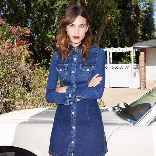 How to Pull Off Autumn's Fashion-Girl Denim Trend IRL