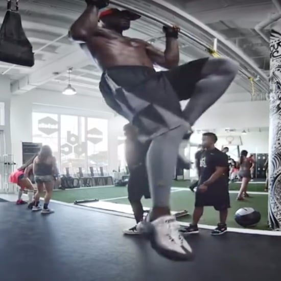 LeBron James  Striving For Greatness Workout Video