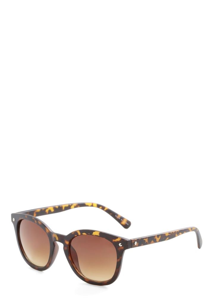 ModCloth Jam Out and About Sunglasses