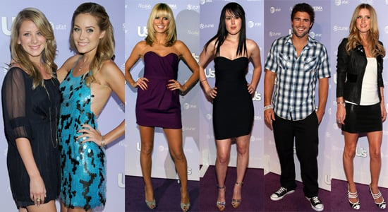 A Hot Night For Hollywood's Real(ity) TV Stars